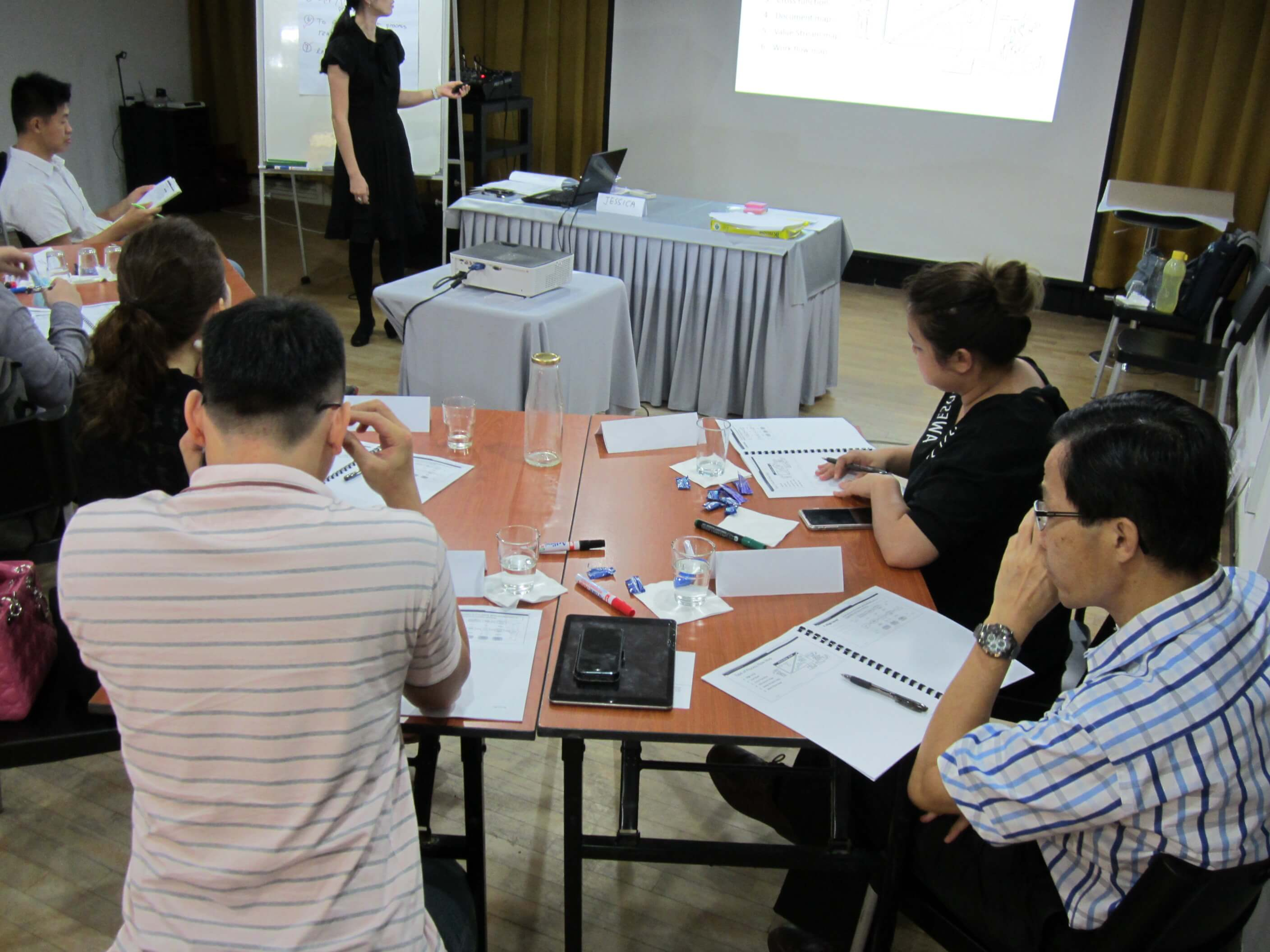 Business Process Mapping Workshop 2
