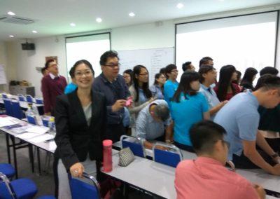 YYC SOP training