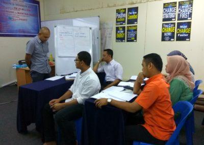 NIC SOP training